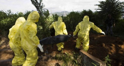 Вирус Эбола как способ поднять доходы.