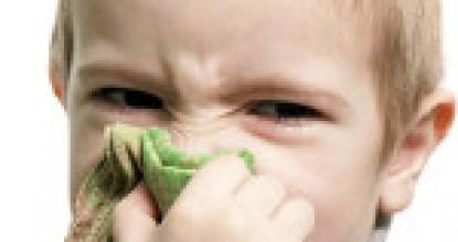 Лечим детский гайморит в домашних условиях